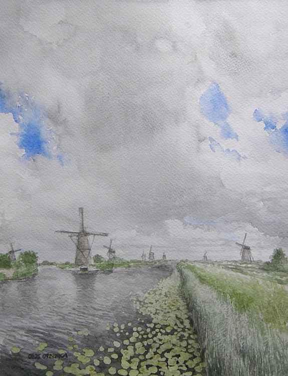 Dutch sky -