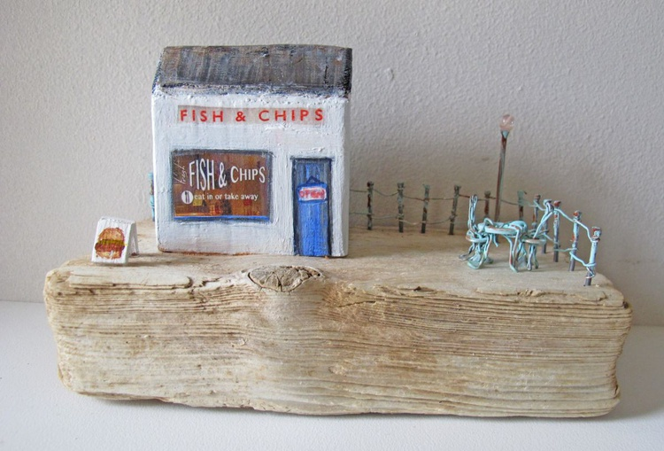 Fish and Chip Shop on the pier - Image 0