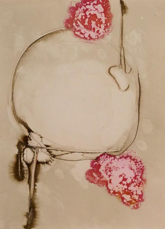 Cerveau (Brain) Ink on Paper 29x42 cm - Image 0