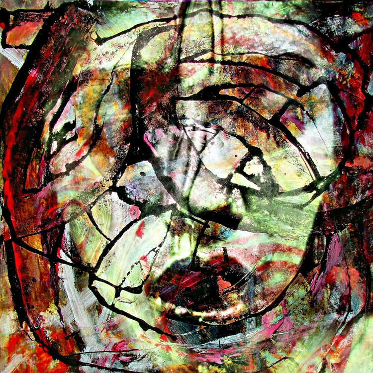 Shattered - Limited Edition Acrylic Print - Image 0