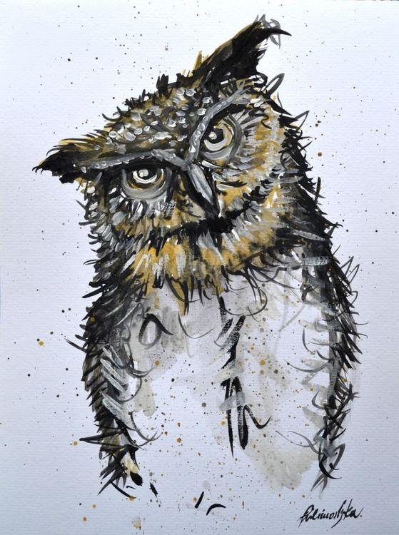 Owl #2 - Image 0