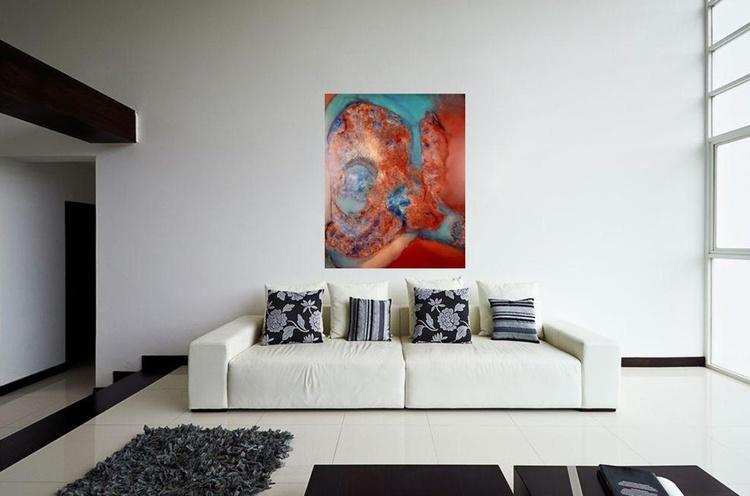 Metafigure #18, 100x81 cm - Image 0