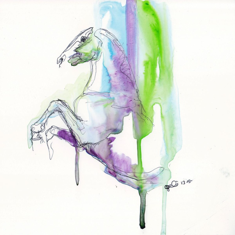 Equine Nude 53 - Image 0