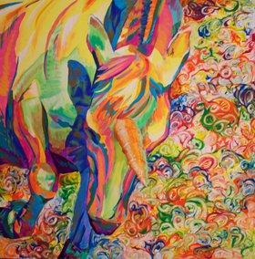 Spectra Unicorn by Asra Rae