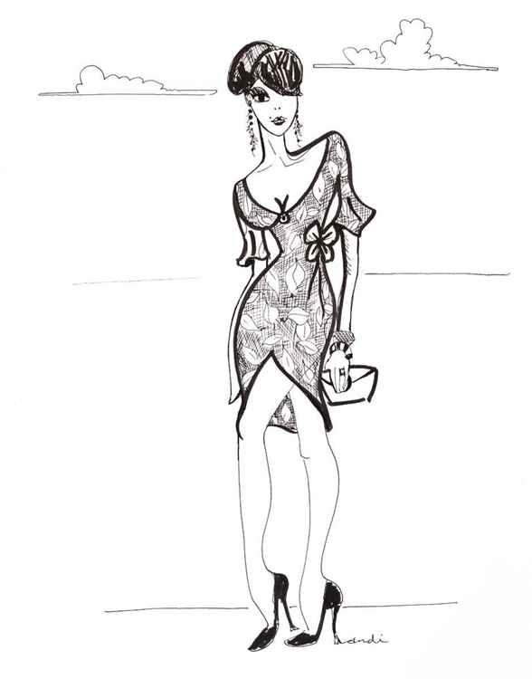 NY Fashion Study 4 -