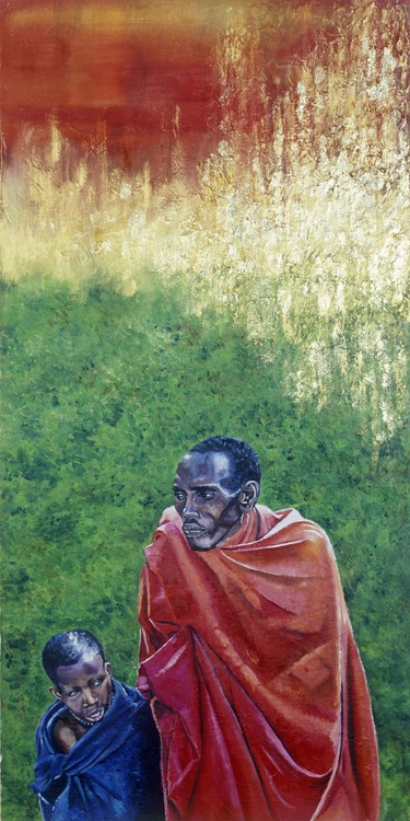 Masai Sunset - Image 0