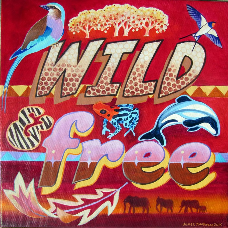 Wild and free - Image 0