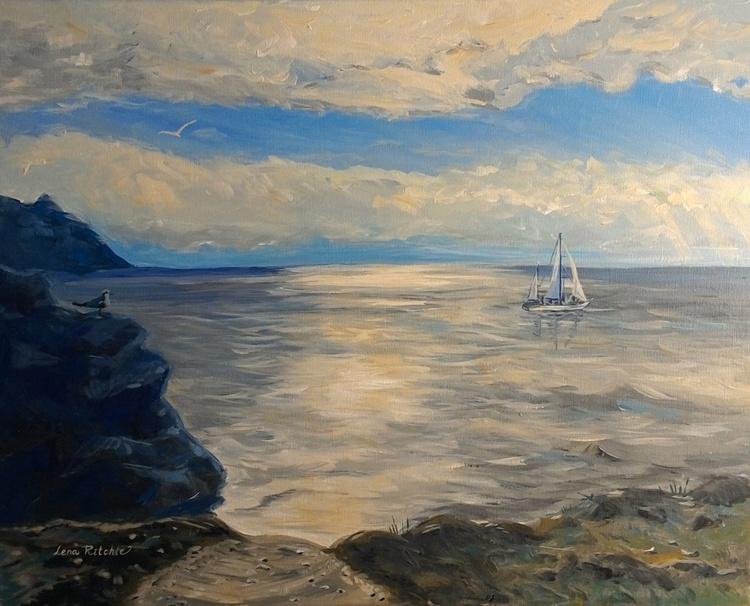 Sunlit Sails - Image 0