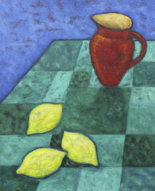Three Lemons - Image 0