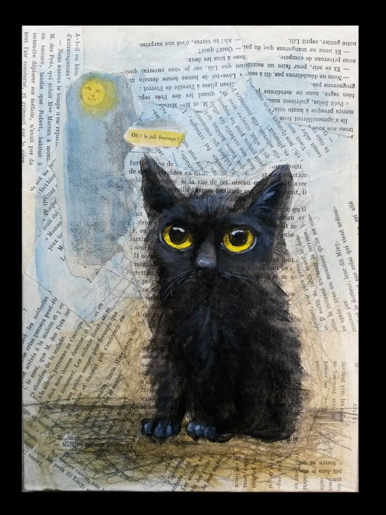 BLACK KITTY - Image 0
