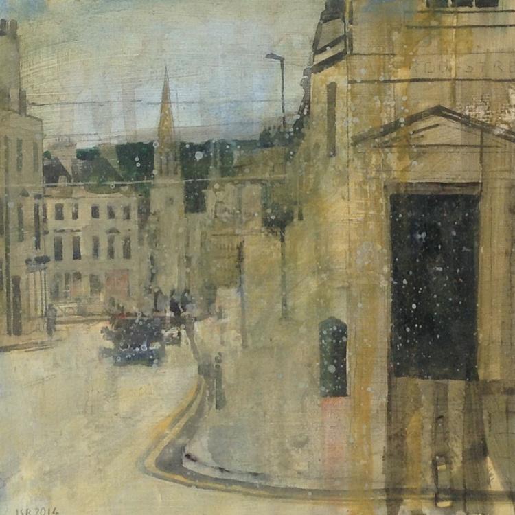 Bath city centre, November - Image 0