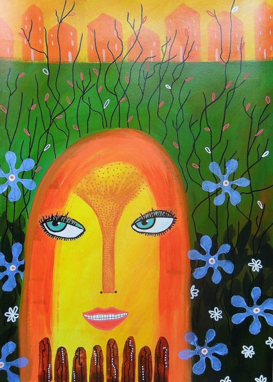 Among The Flowers - Image 0