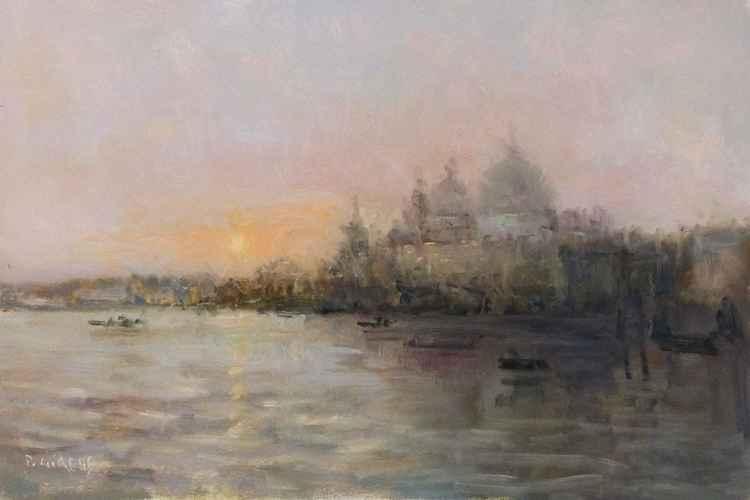 Venitian Sunset -