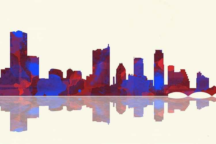 Austin Skyline -