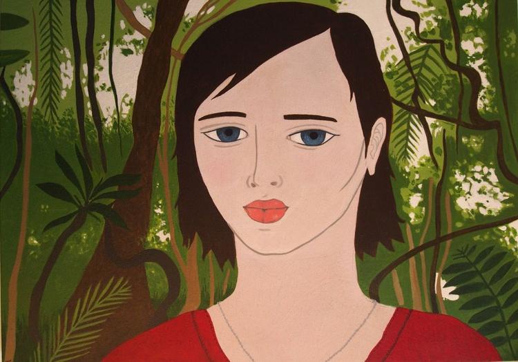 Portrait in a Jungle - Image 0