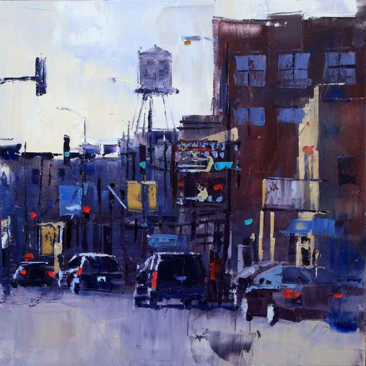 Chicago Avenue -