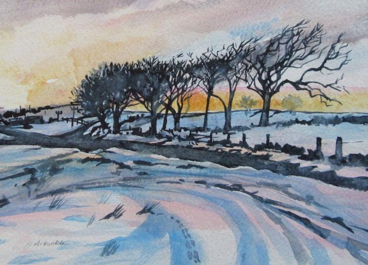Winter Moor Road - Image 0