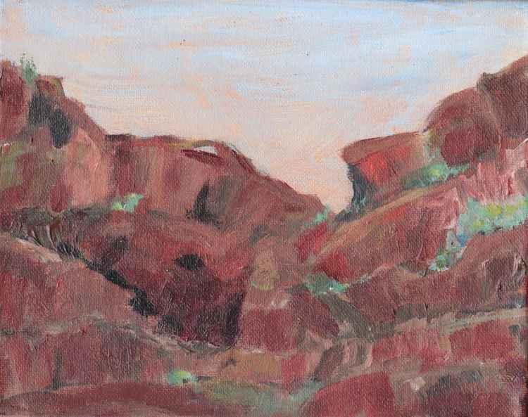 Red Rocks of Roxborough -