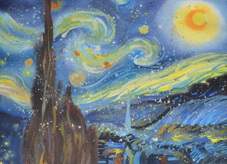 Starry Night - Image 0