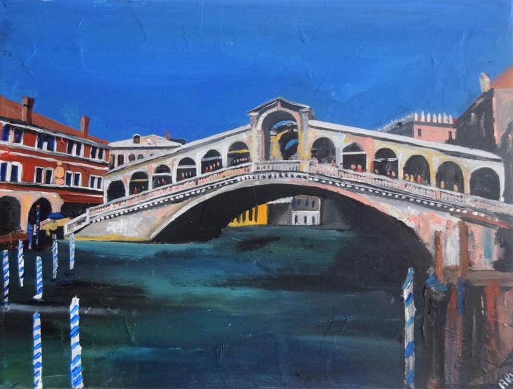 Venice, The Rialto - Image 0