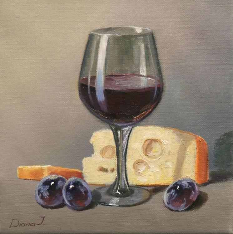 When Wine Meets Cheese! - Image 0