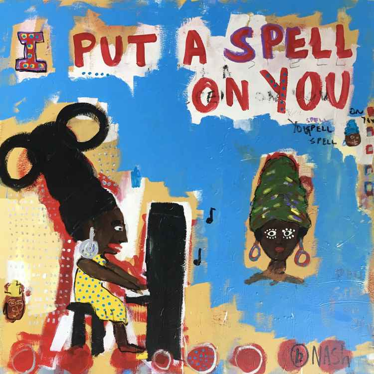 I Put a Spell on You -- Nina Simone