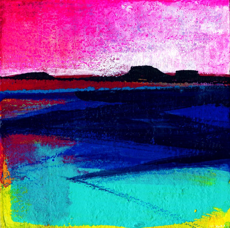 Landscape Abstract No. 32 - Image 0