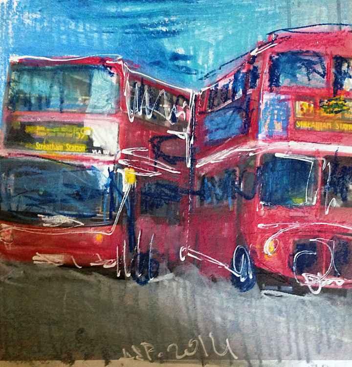 london bus -