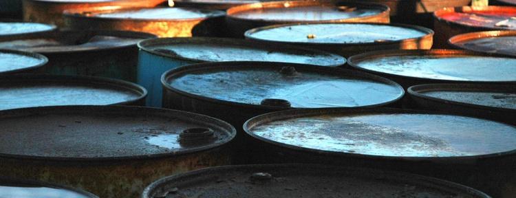 Oil Drums - Image 0