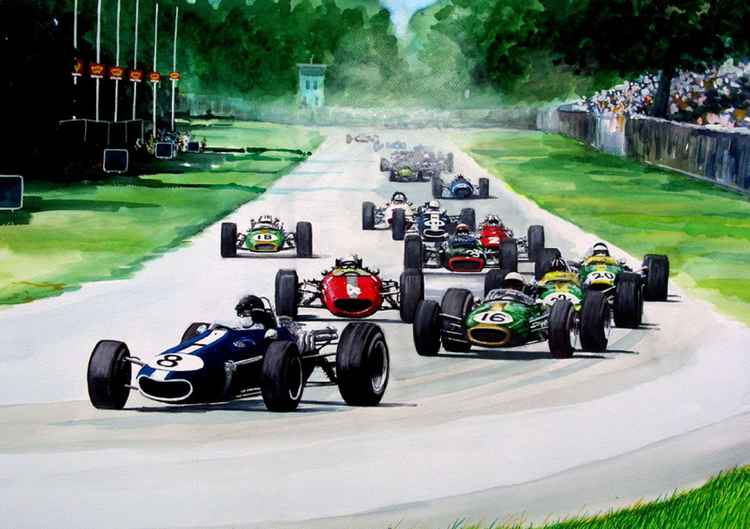 Italian  Grand Prix  1967