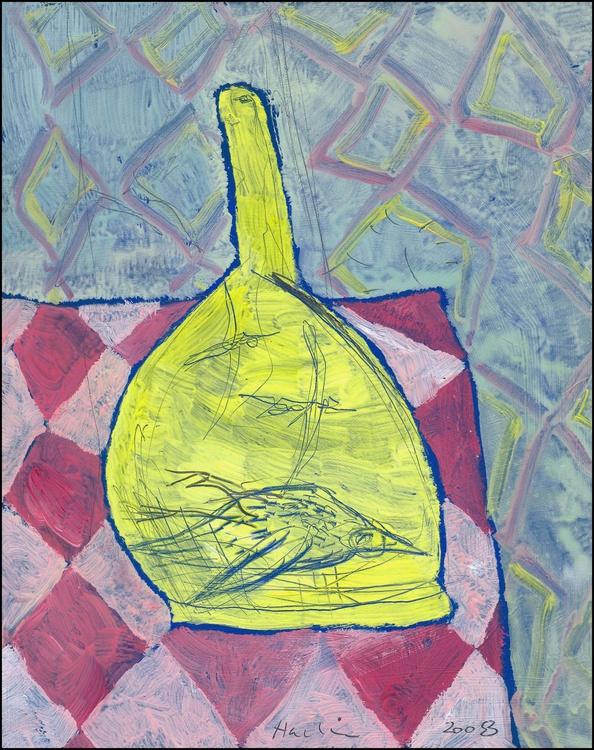 Yellow Vase - Image 0