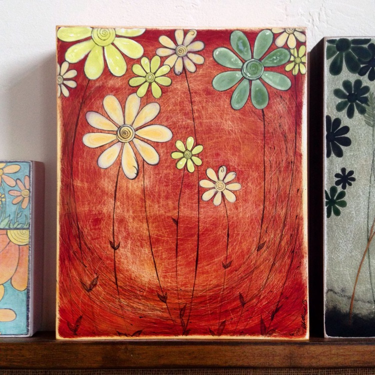 Daisies and Rust - Image 0