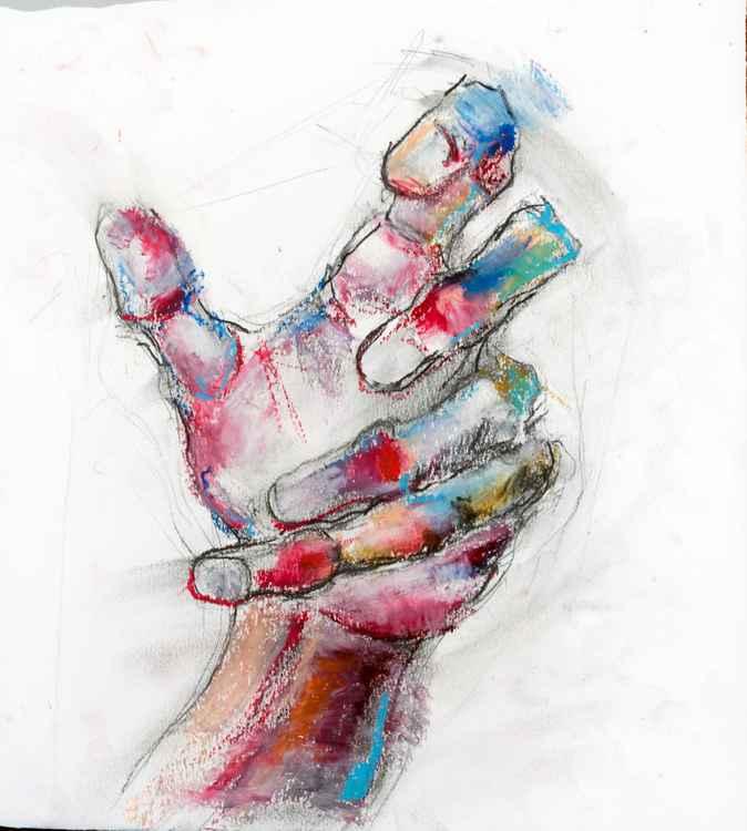 Hand №4 -