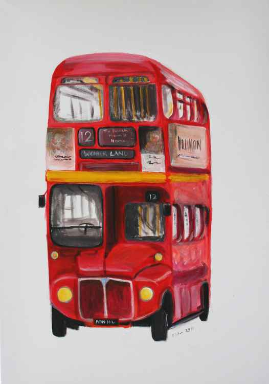 Big Red Bus -