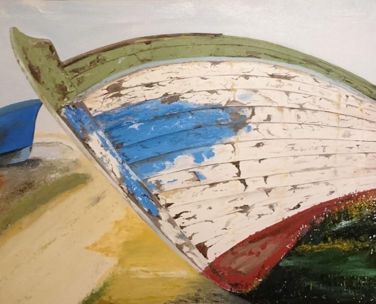 Vintage boat.. - Image 0