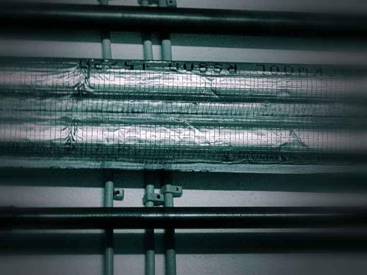 Tubes 02 post (2016) - Premium Poster Print - 100 x 75 cm - FREE SHIPPING
