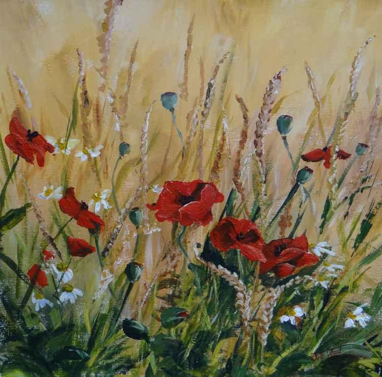 Poppy Red -