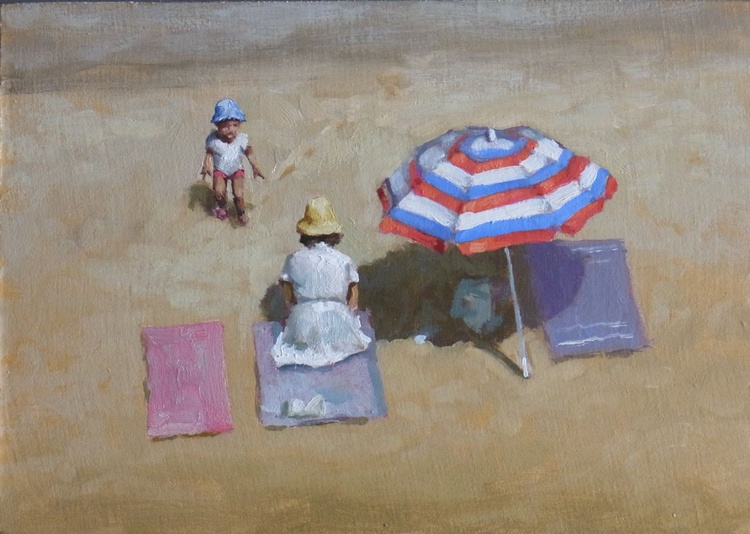 a day at the beach - Image 0