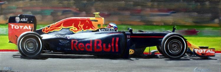 Max Verstappen F1 Redbull - Image 0