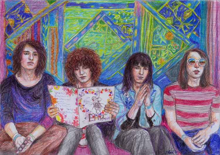 Temples band -