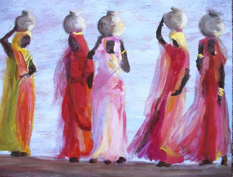 Desert Women -