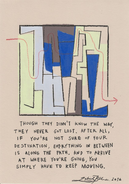 Everything Is Along The Way - Image 0