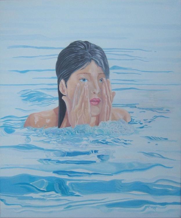 Bathing Belle - Image 0