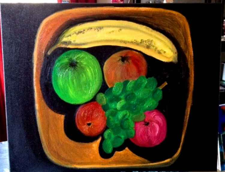 Fruit Bowl Study 6