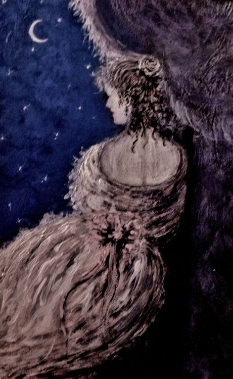 Evening star.. - Image 0