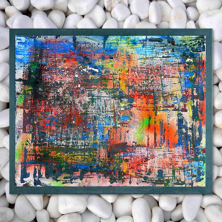 Undefined n.º 71, 55 x 45 cm - 22 x 18 in, SPECIAL DEAL, valid through March 13 - Image 0