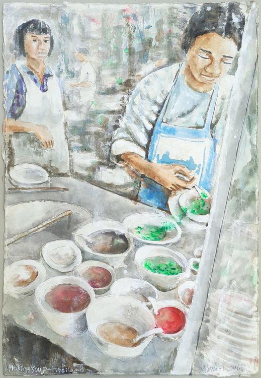 Making Soup – Thailand - Image 0