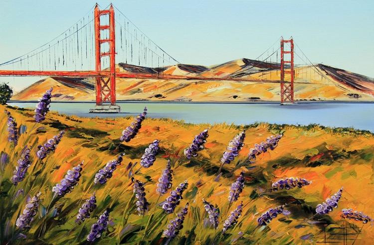 Golden Gate Awakening - Image 0
