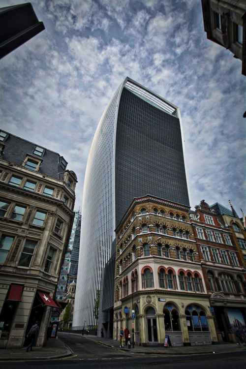 London old and new -
