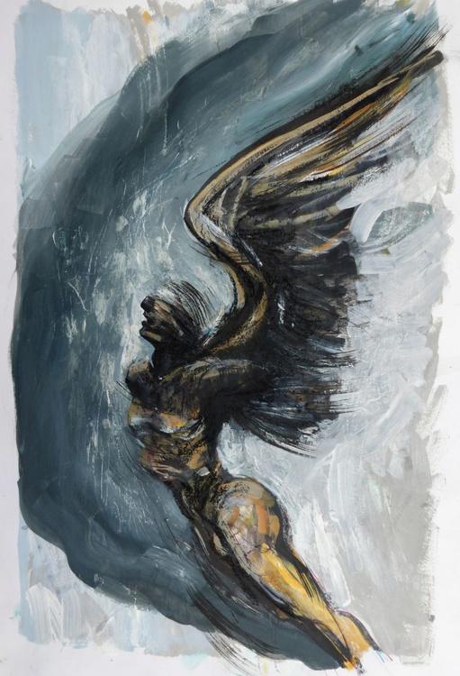 Angel40 - Blindfold Angel - Image 0